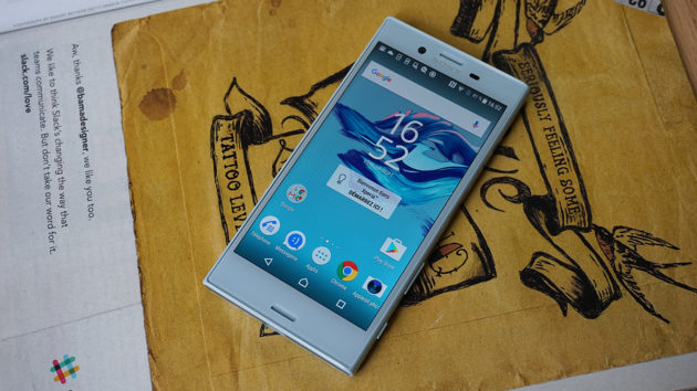 Sony Xperia X Compact 5