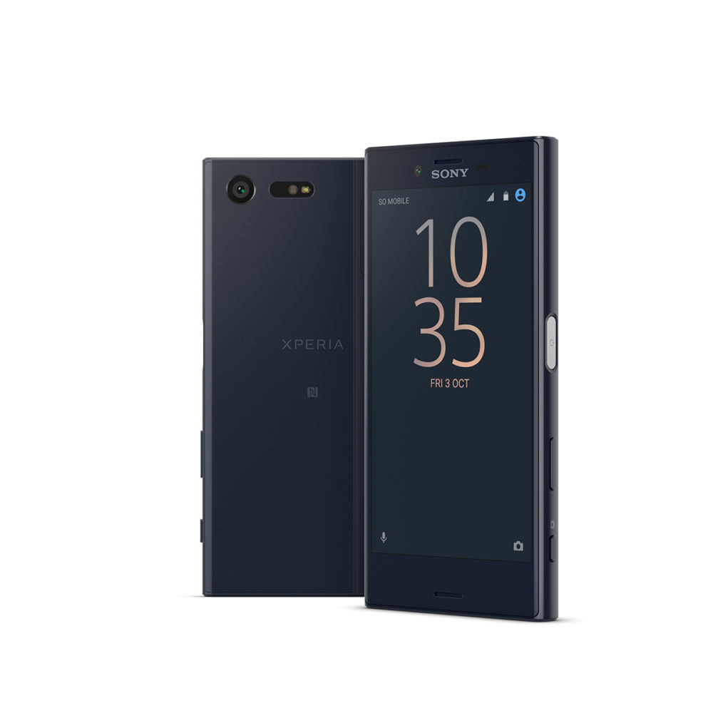 Sony Xperia X Compact Universe Black Group