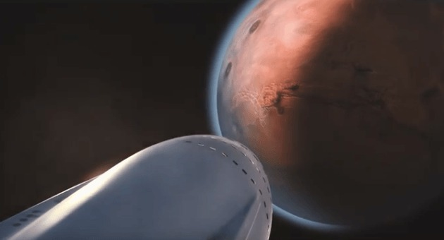 spacex-interplanetary-transport-system-mars