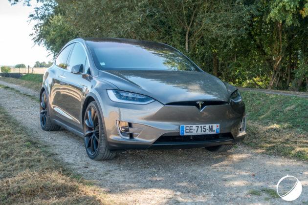Tesla Model X essai (1 sur 9)