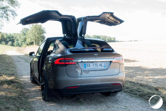 Tesla Model X essai (3 sur 9)