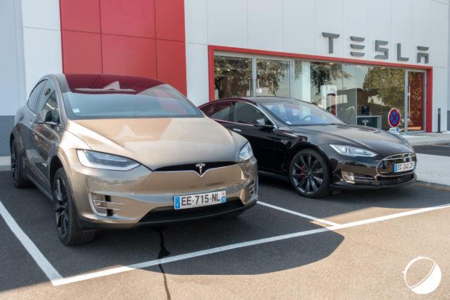 Tesla Model X essai (9 sur 9)