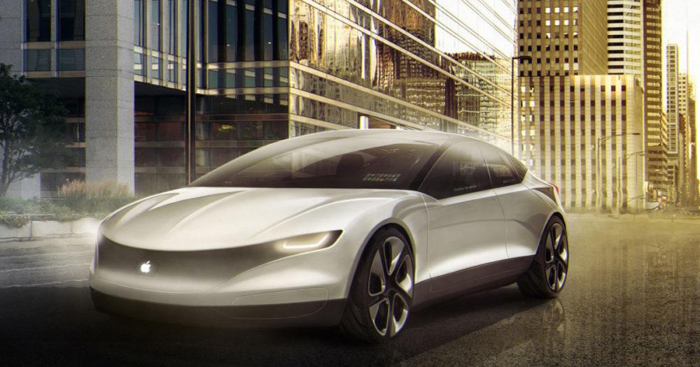 Toujours en chantier, l'Apple Car pourrait être alimentée par une batterie signée BYD ou CATL