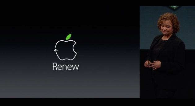 Apple va chercher sa différenciation sur de nouveaux terrains