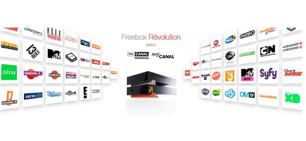 free comment chapper la hausse de l 39 offre freebox r volution et tv by canal frandroid. Black Bedroom Furniture Sets. Home Design Ideas