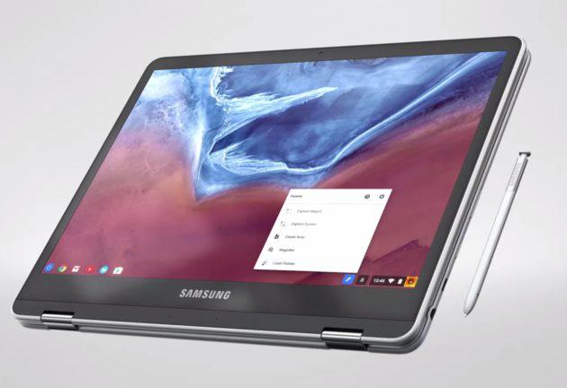 chromebook-samsung-pro-s-pen-software