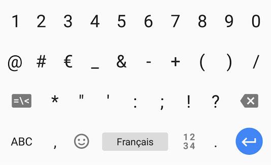 google-keyboard-5-2-white