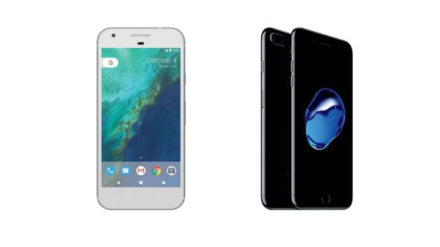 google-pixel-xl-vs-iphone-7-plus
