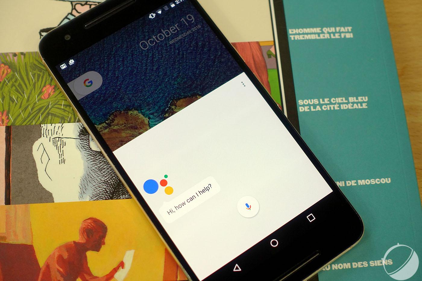 comment activer google assistant sur un t u00e9l u00e9phone non