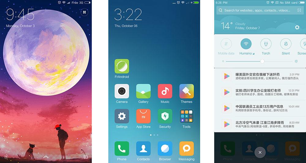 Miui Xiaomi Redmi Note 4