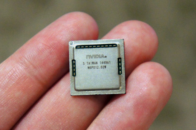 Un SoC nvidia Tegra X1