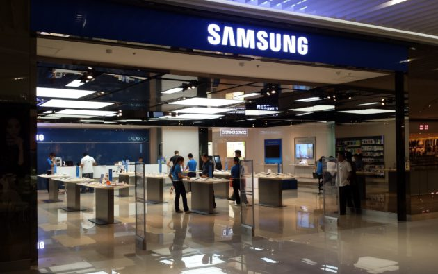 samsung_in_sm_aura_bonifacio_global_city