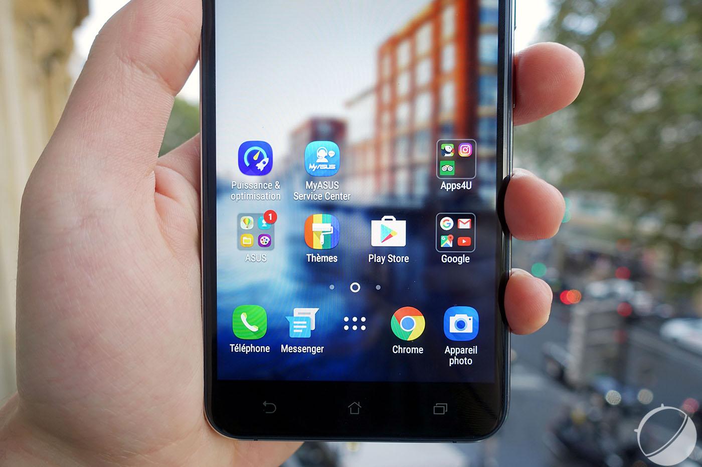 zehn phone 3 asus test