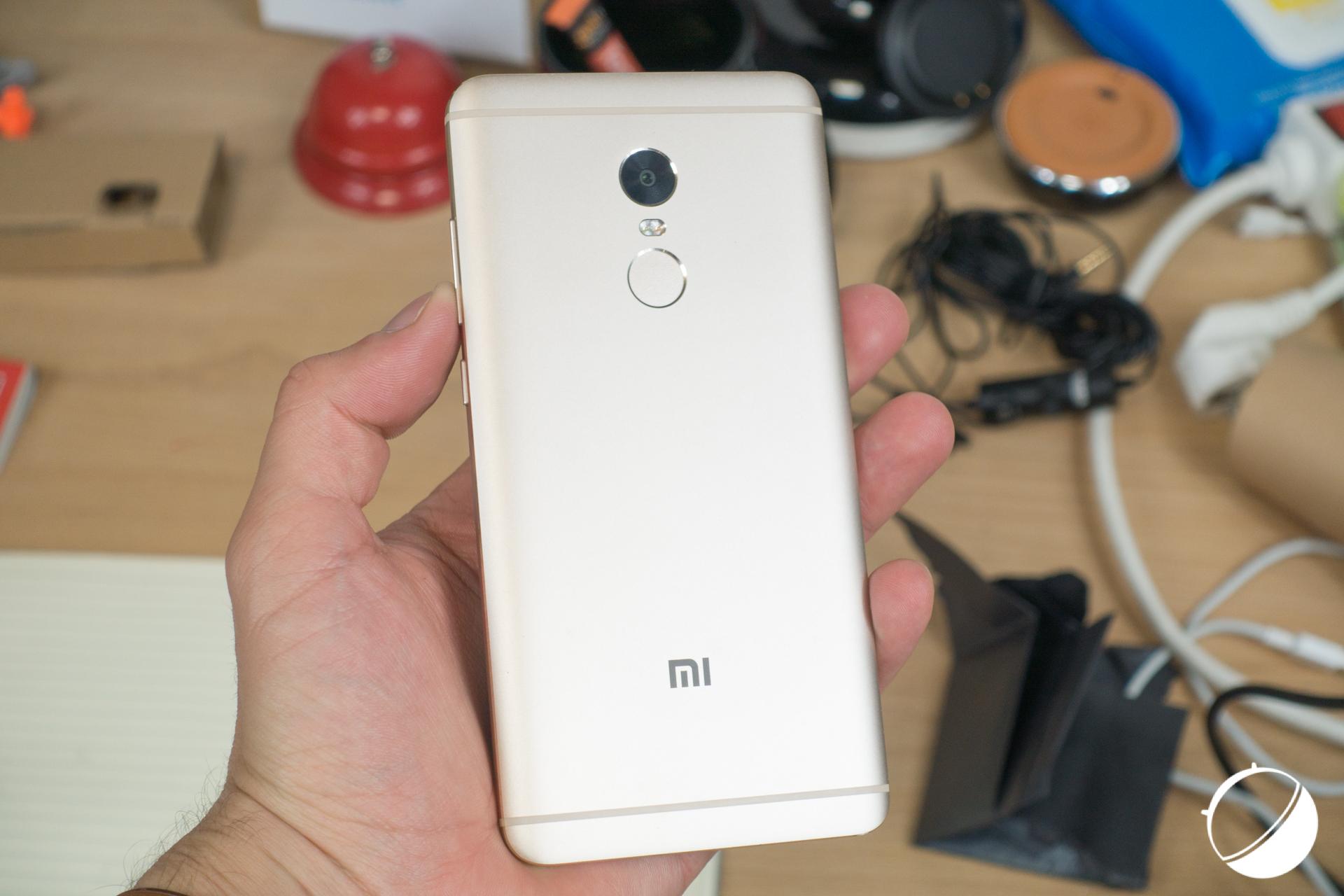 Xiaomi Redmi Note 4 1 Sur 8