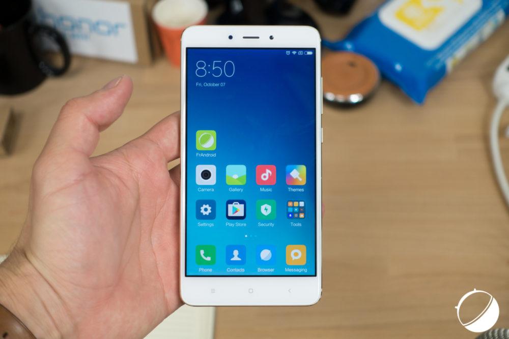 Le Xiaomi Redmi Note4