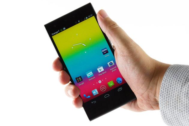 Derrière le Sosh Phone, un ZTE Blade Vec 4G