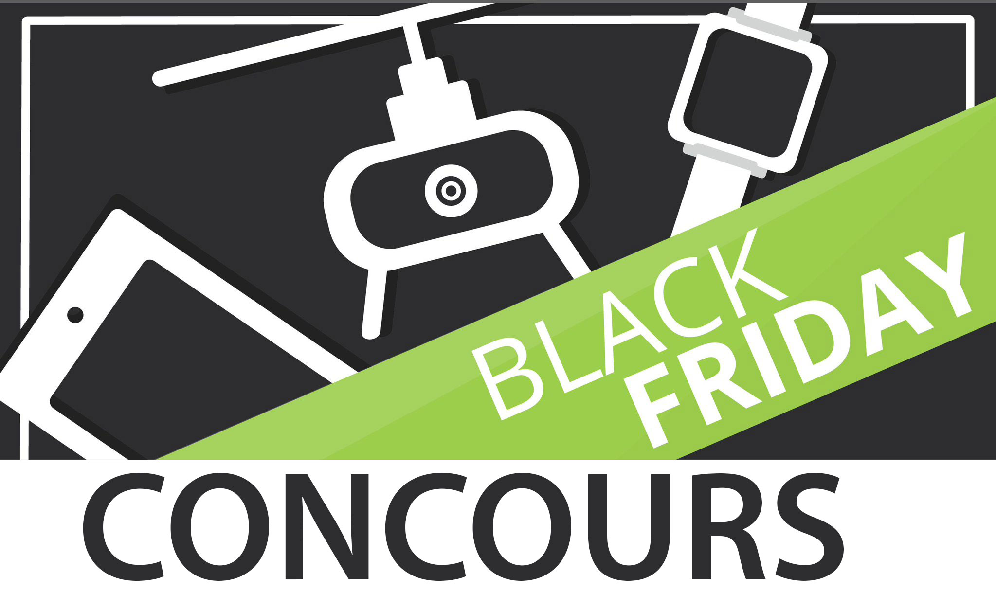 jeu concours black friday remportez un smartphone d 39 une valeur de 500 euros frandroid. Black Bedroom Furniture Sets. Home Design Ideas