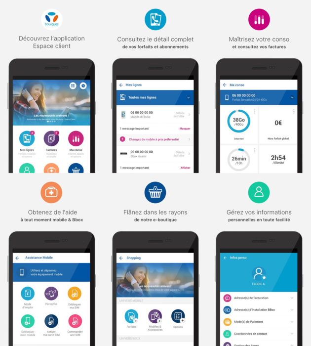 espace-client-android