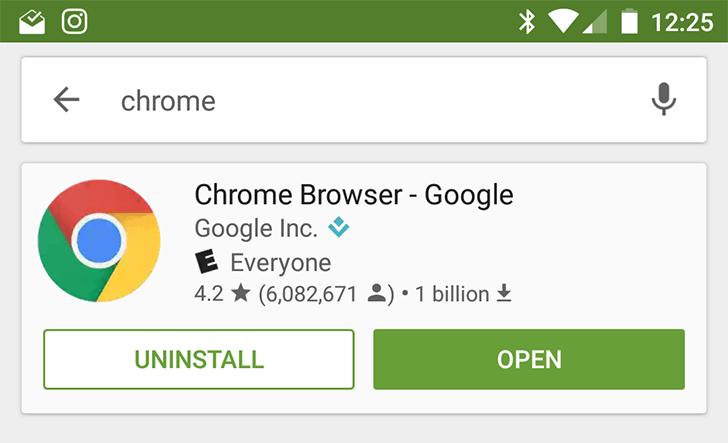 Google Play Store prépare une nouvelle interface pour les