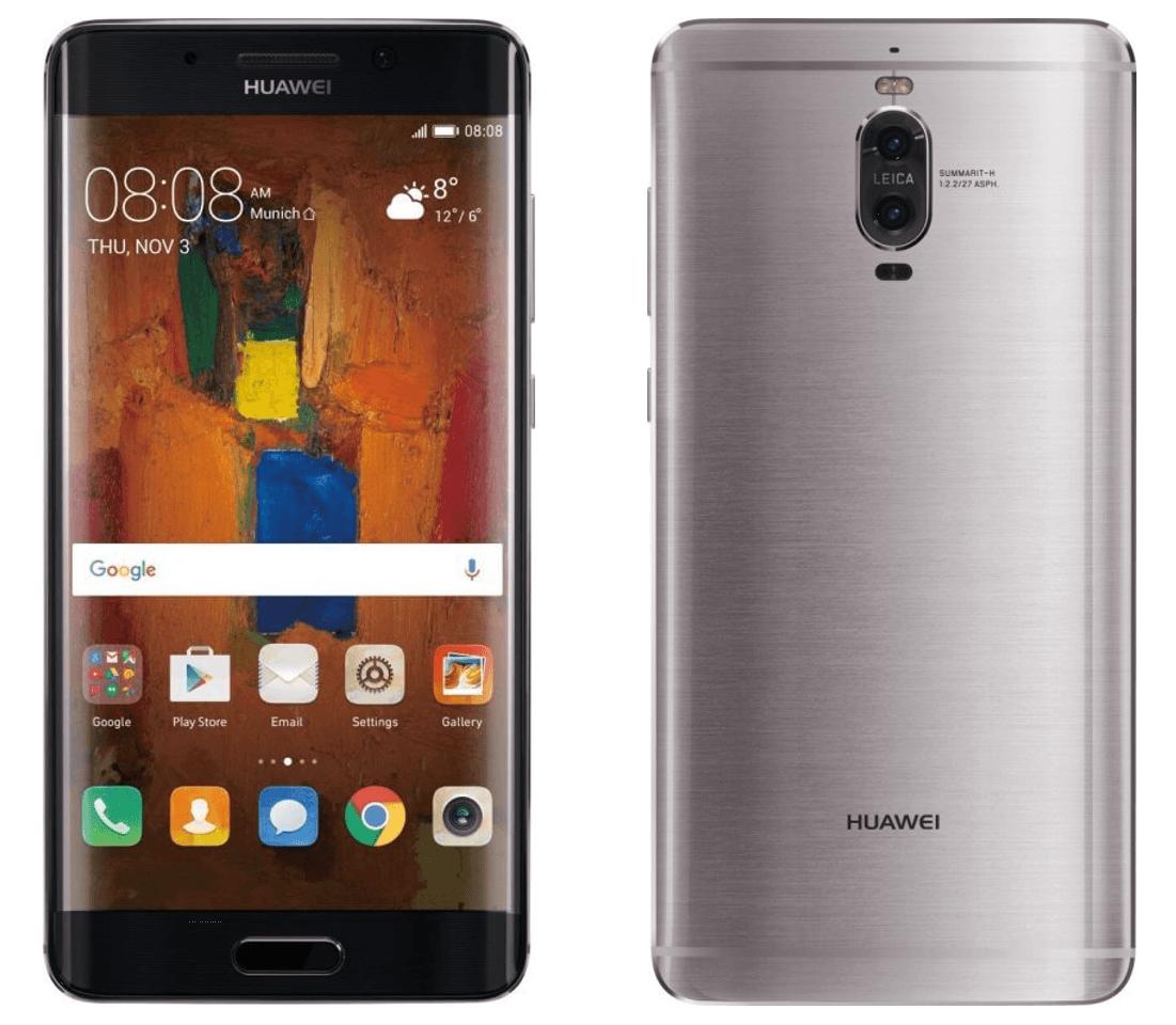 Huawei Mate 9 Pro officialisé en Europe, ses ...