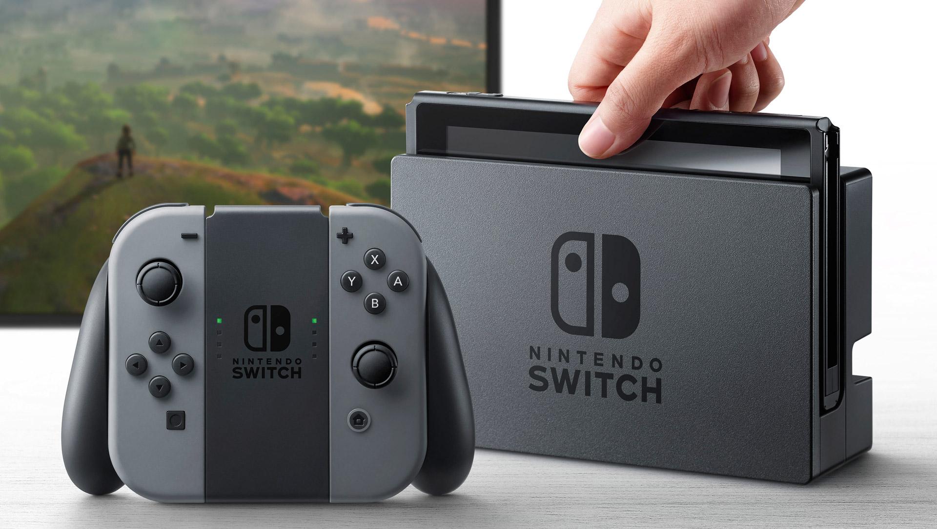 La nouvelle Nintendo Switch est officielle : l'autonomie en forte hausse