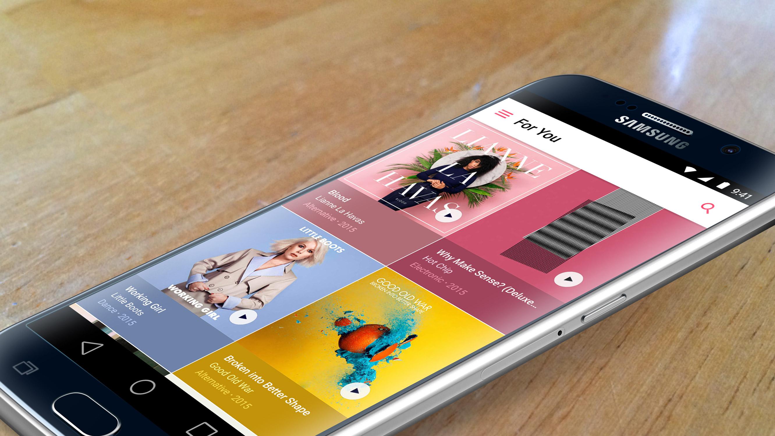 Apple Music prochainement compatible Chromecast sous Android