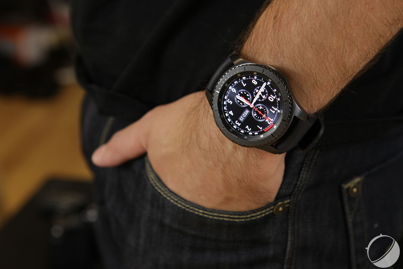 Samsung Gear S3 Frontier La Meilleure Montre Gps: Test Samsung Gear S3 : Notre Avis Complet