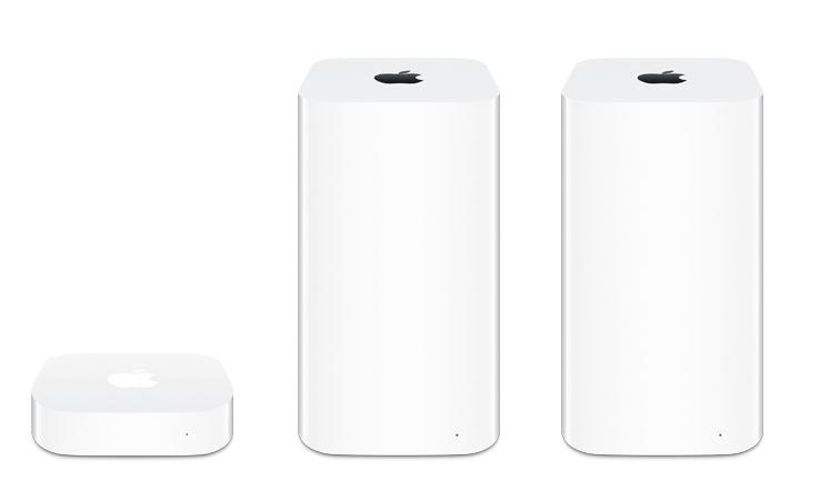 Apple aurait mis fin au développement des bornes Wi-Fi AirPort