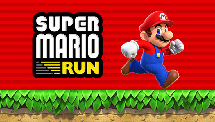 Date de sortie et prix dévoilés — Super Mario Run
