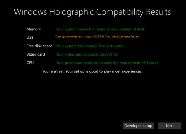 windows-holographic-caracteristiques-technique-requises-requierments