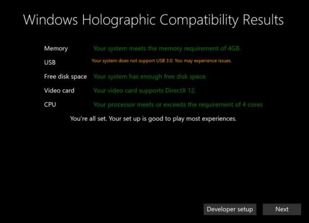 windows-holographic-caracteristiques-technique-requises-requierments