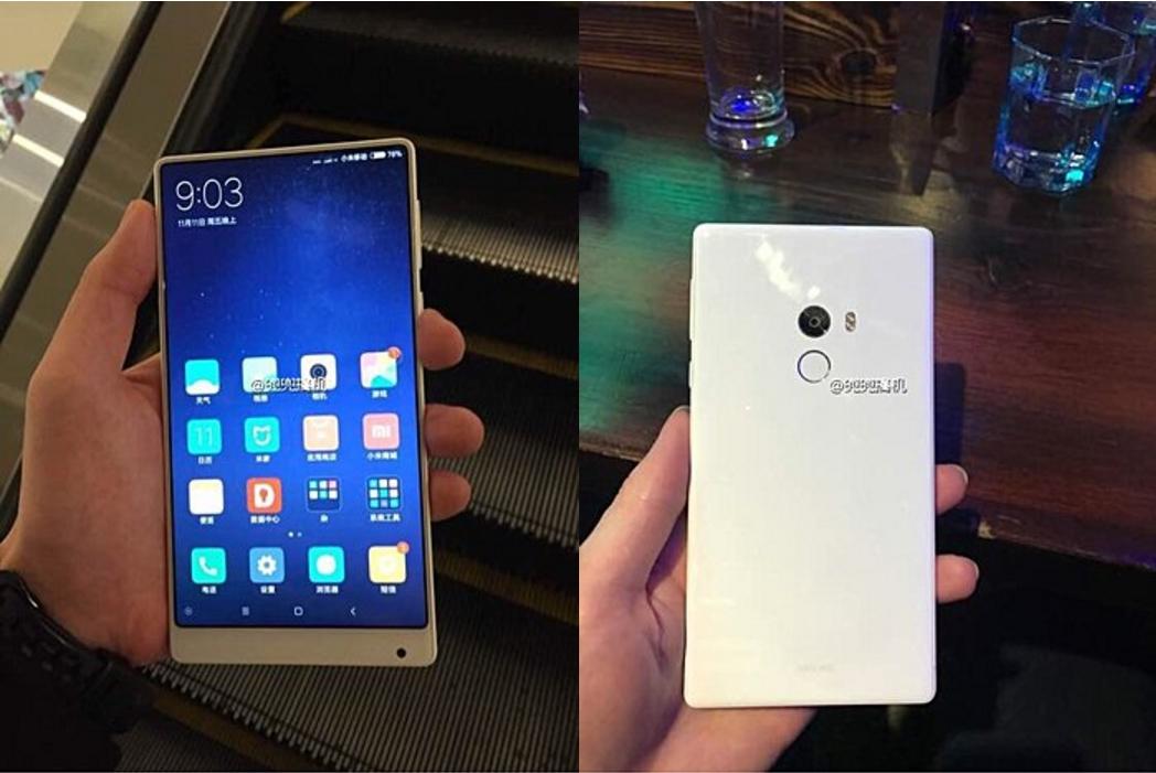 Le Mi MIX pourrait se parer d'une version 5,5 — Xiaomi