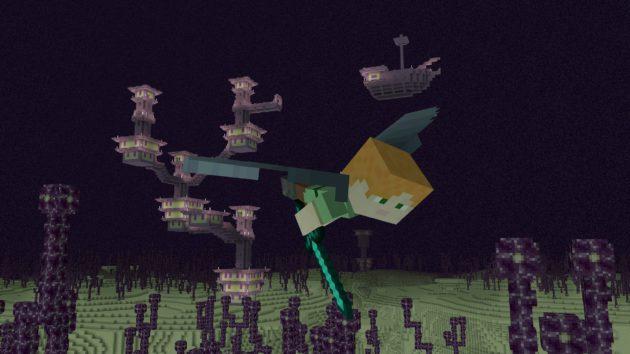 alex-elytra-gliding_the-end-minecraft-pe-w10