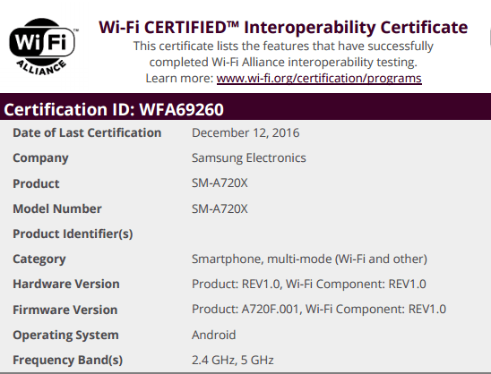 certification-wifi-alliance-galaxy-a7-2017