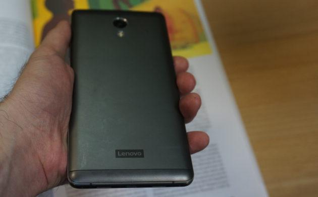 Prise en main du Lenovo P2 : le futur roi de l'autonomie