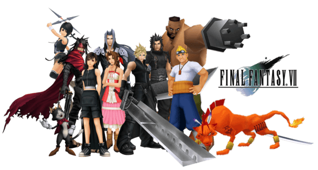 final_fantasy_vii_group_by_giovannimicarelli-d4khw0c
