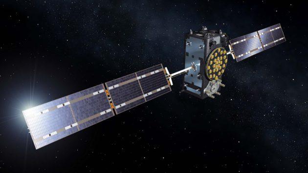 galileo-satellite