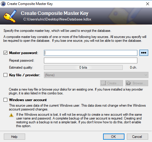 keepass-creationbdd1