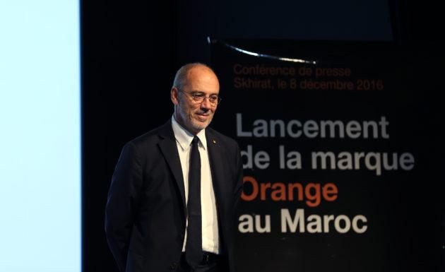 Conférence de presse : Lancement de la marque Orange au Maroc