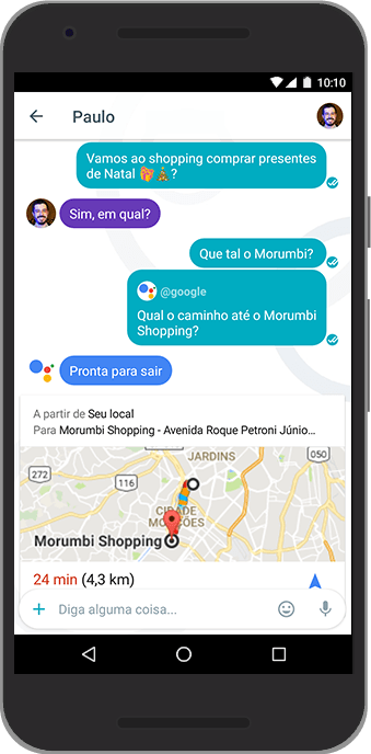 Google_Allo_Indien