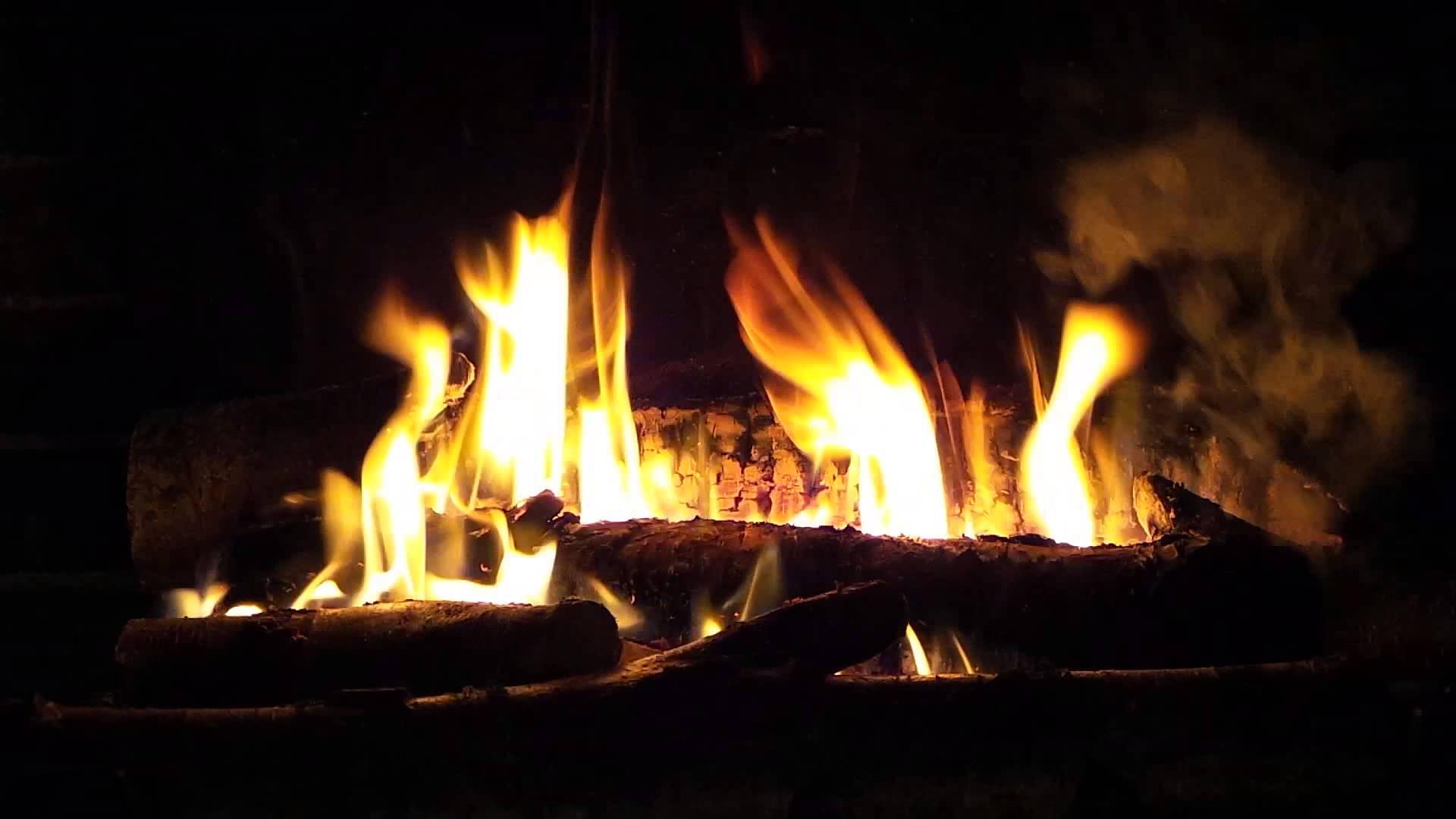 3 m thodes pour afficher un norme feu de chemin e sur votre tv frandroid - Image feu de cheminee ...