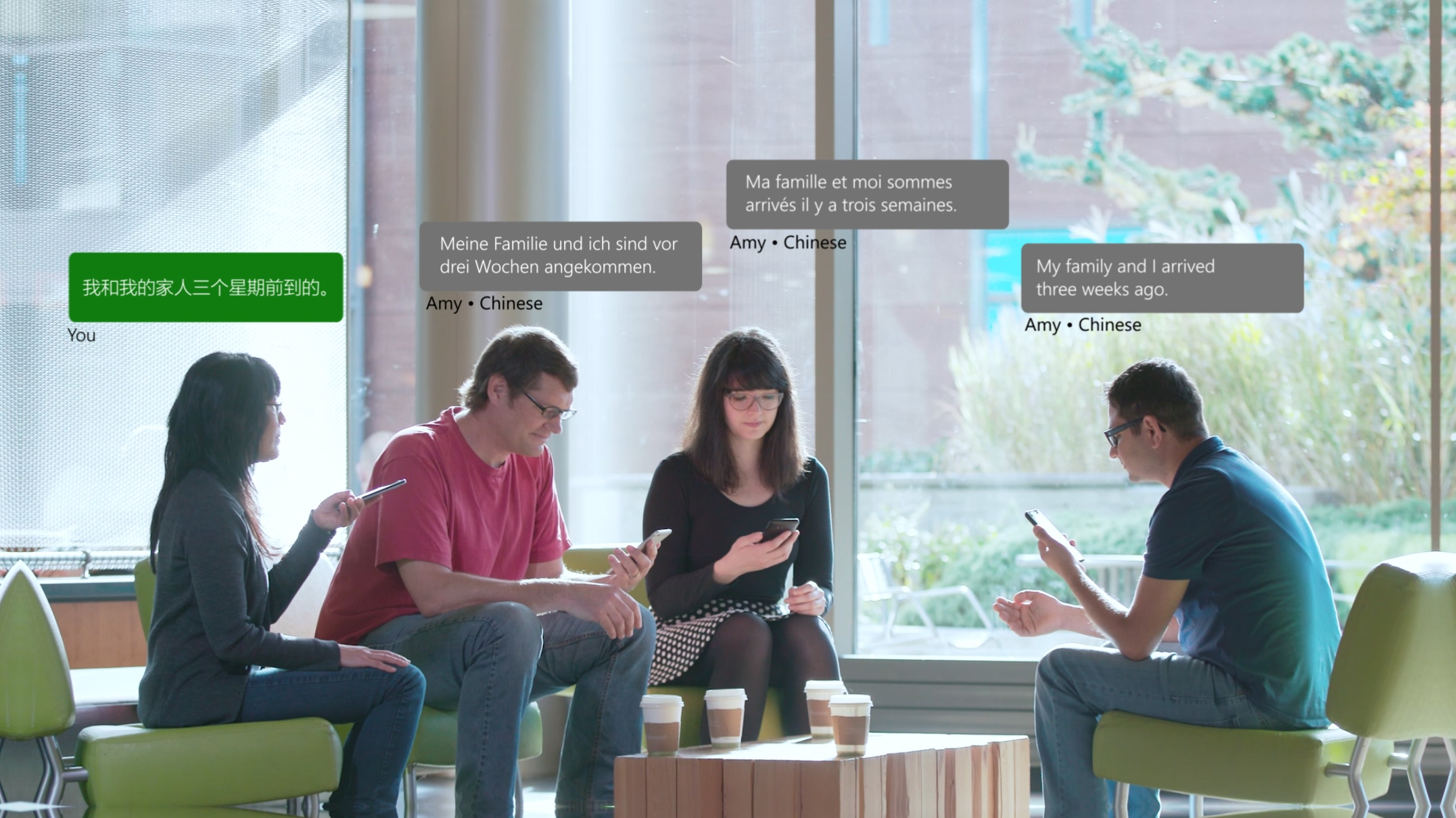 Skype Translator établit la communication avec les fixes et les mobiles