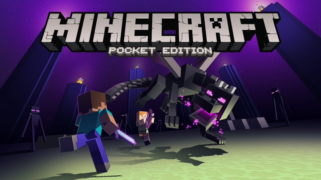 Minecraft Pocket Edition La Version 1 0 Est Disponible