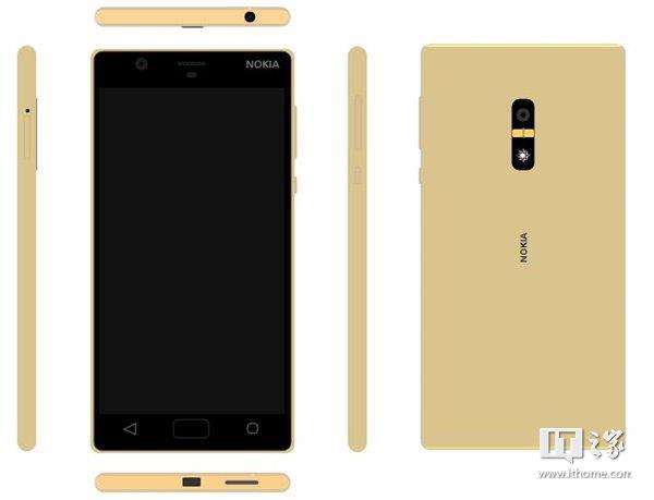 Le Nokia D1C