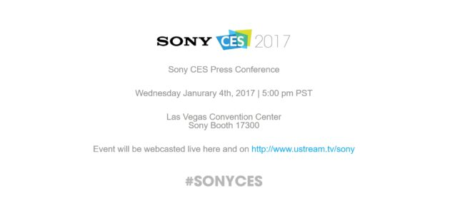 sony-ces-2017-conference