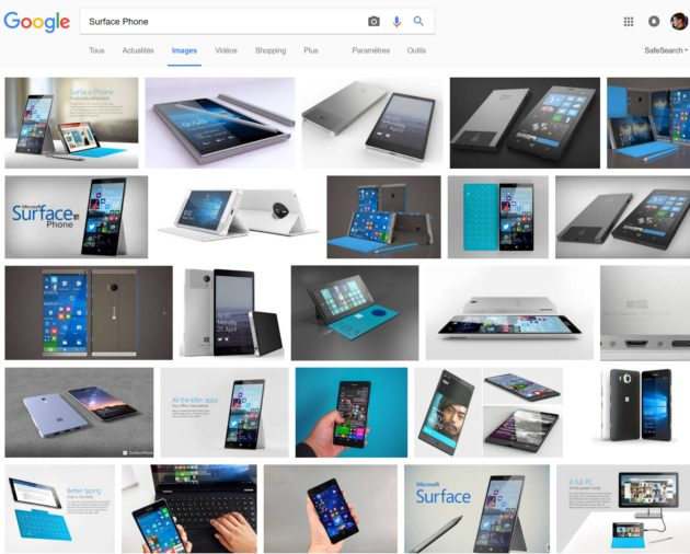 surface-phone-google-search