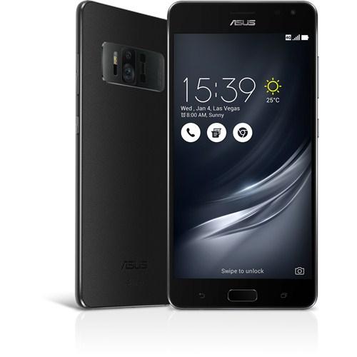 CES 2017 LAsus Zenfone AR Est Dote De 8 Go RAM Et Supporte Le