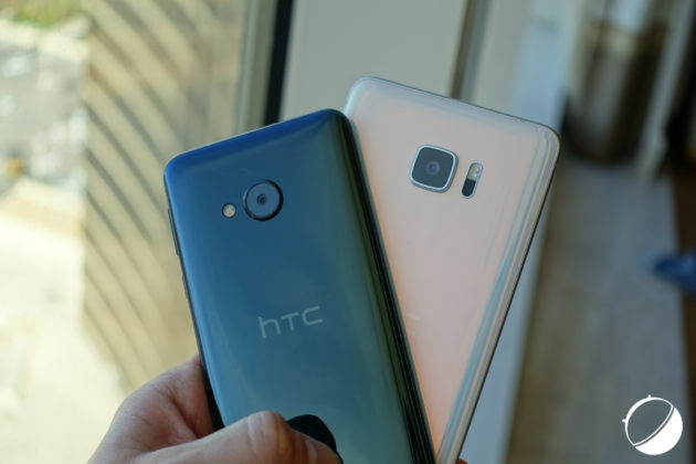 HTC U Play and HTC U Ultra