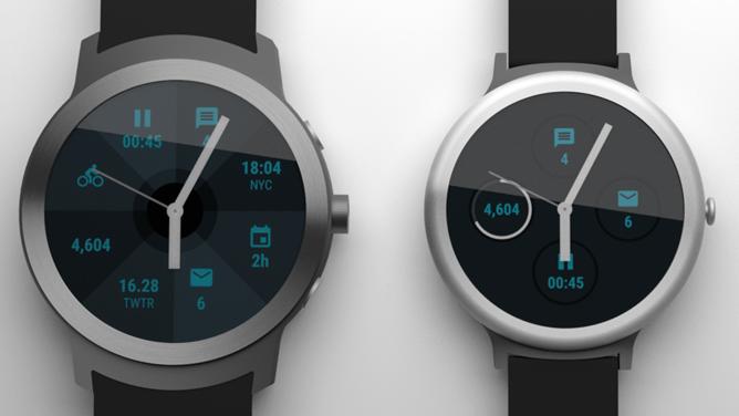 Android Wear 2.0 et nouvelles montres Google : quelques informations