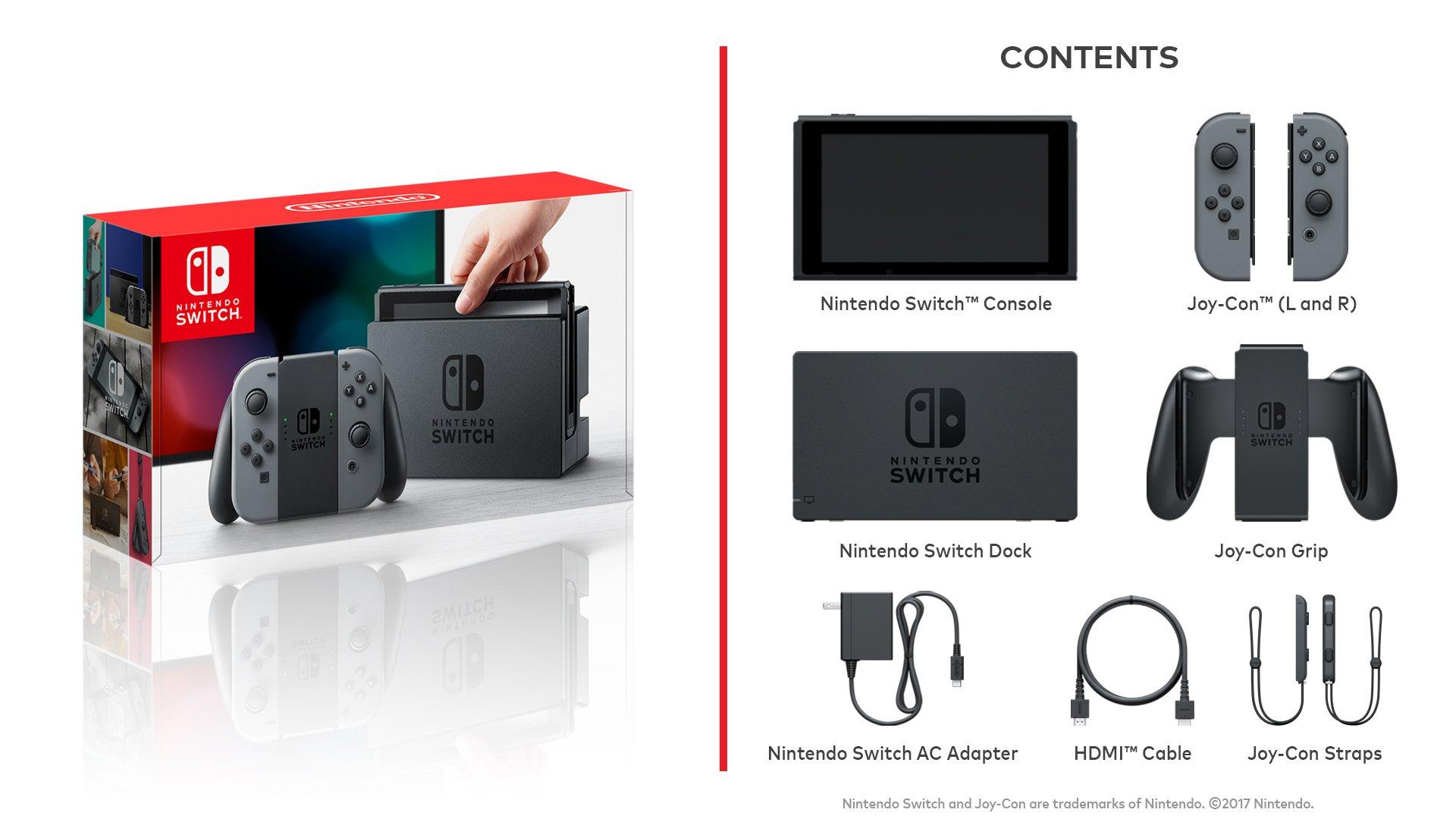 Nintendo switch stock france